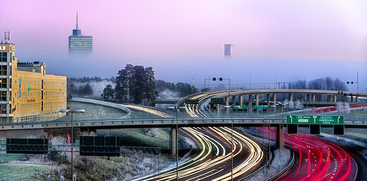 Trafikverkets aktionsplan för säker vägtrafik